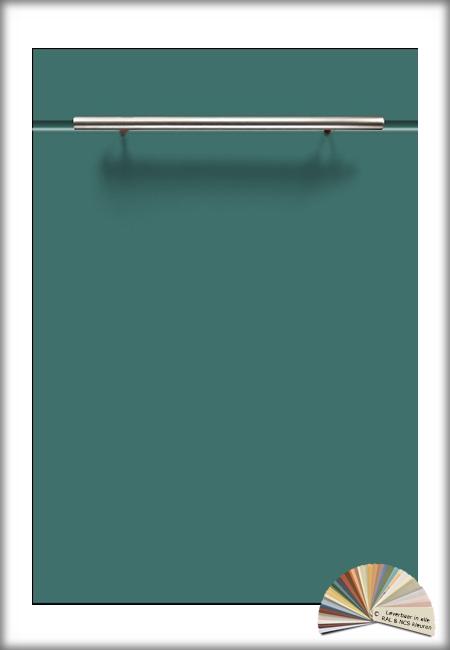 Keukenrenovatie-MDF deurfront