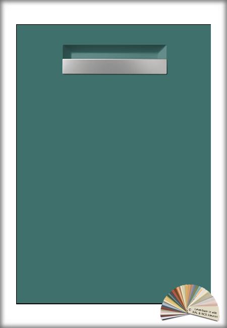 Keukenrenovatie MDF front